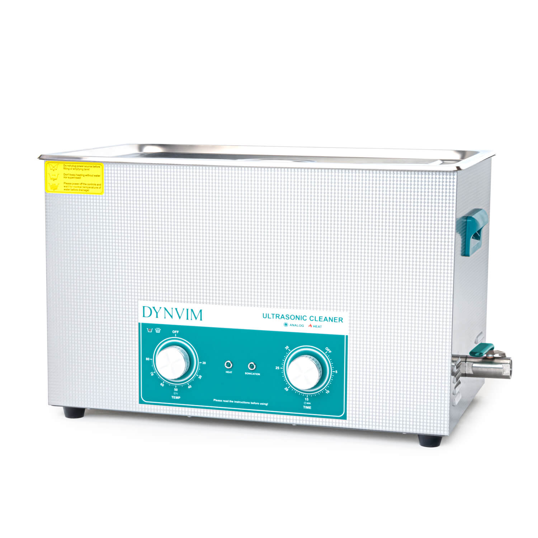 30L Analog Ultrasonic Carburetor Cleaner
