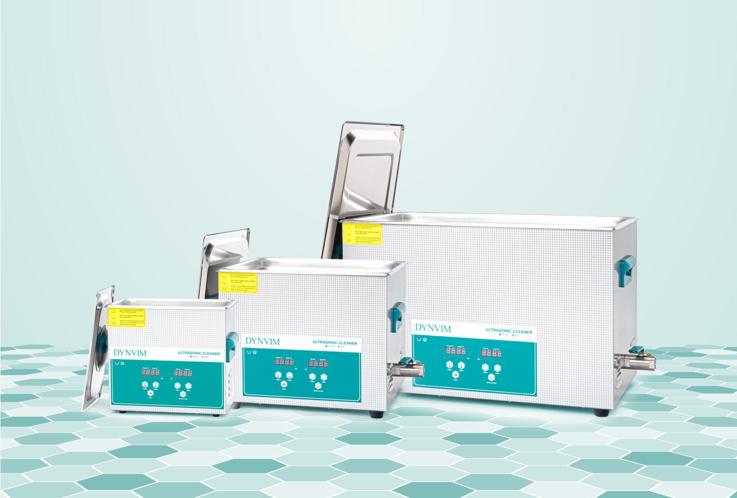 Digital Ultrasonic Cleaner Series