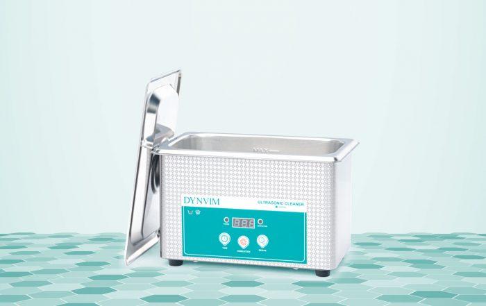 0.9L or 0.24Gal Ultrasonic Jewelry Cleaner