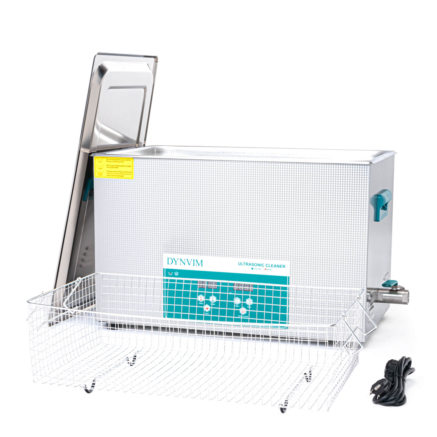 30L Digital Ultrasonic Carb Cleaner