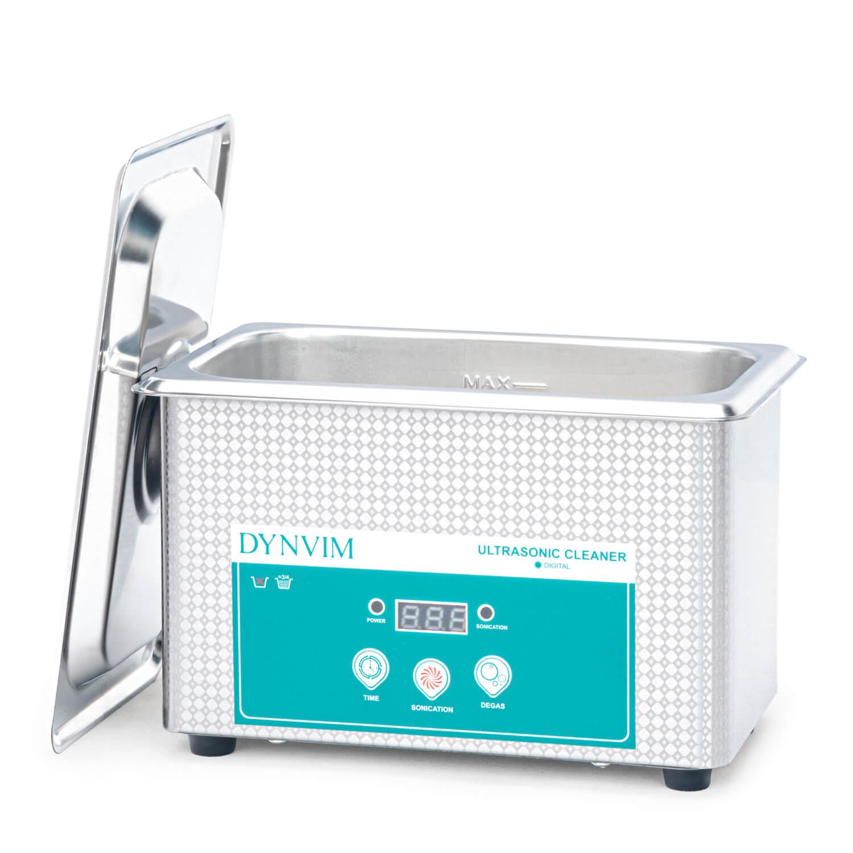 Ultrasonic Jewelry Cleaner of 0.9L 900ml 0.24Gal Full Volume