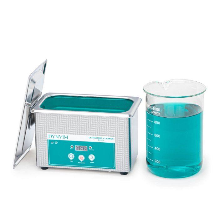 900ml 0.24Gal 0.9L Ultrasonic Jewelry Cleaner